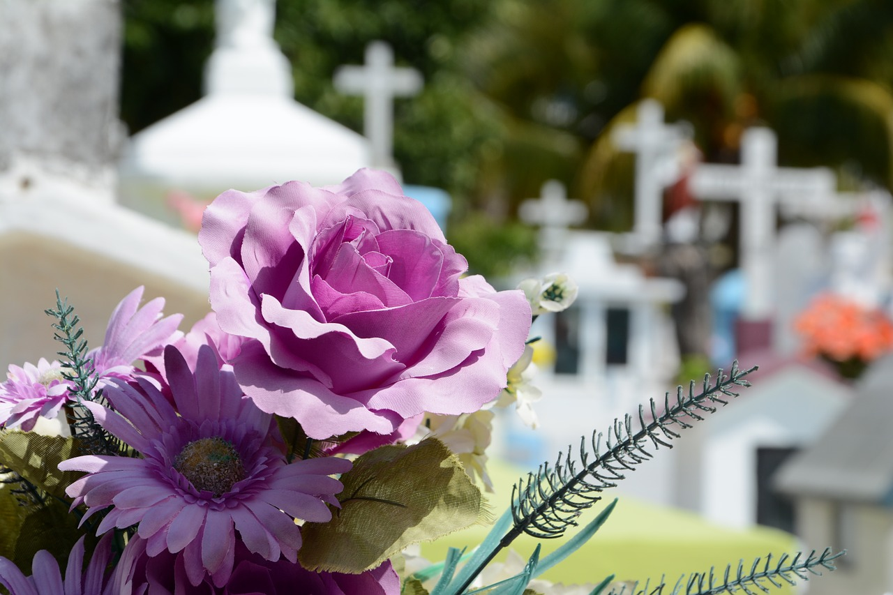 5 Questions To Eliminate The Stress Of Sending Funeral Flowers